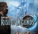 Rise of Legends Soundtrack