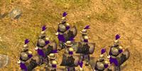 Condottieri soldier