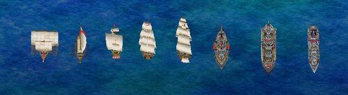 Heavy Ships