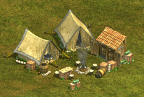 RoN Barracks upgrade