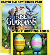 Rise of the Guardians (Blu-ray Easter Gift Pack)
