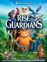 Rise of the Guardians DVD (US Variant)