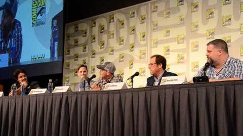 DreamWorks Animation Filmmaker Focus Panel at Comic-Con 2013