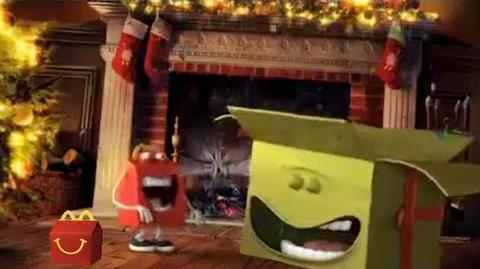 McDonald`s Happy Meal - ¡El origen de los Guardianes en tu Happy Meal! (Spain 2012)