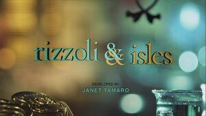 Rizzoli & Isles opening first season