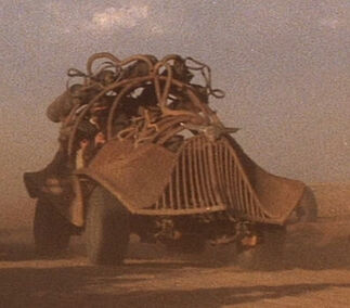 Vader Buggy 5
