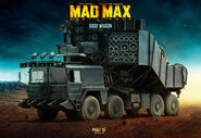 Fury Road Doof Wagon 003