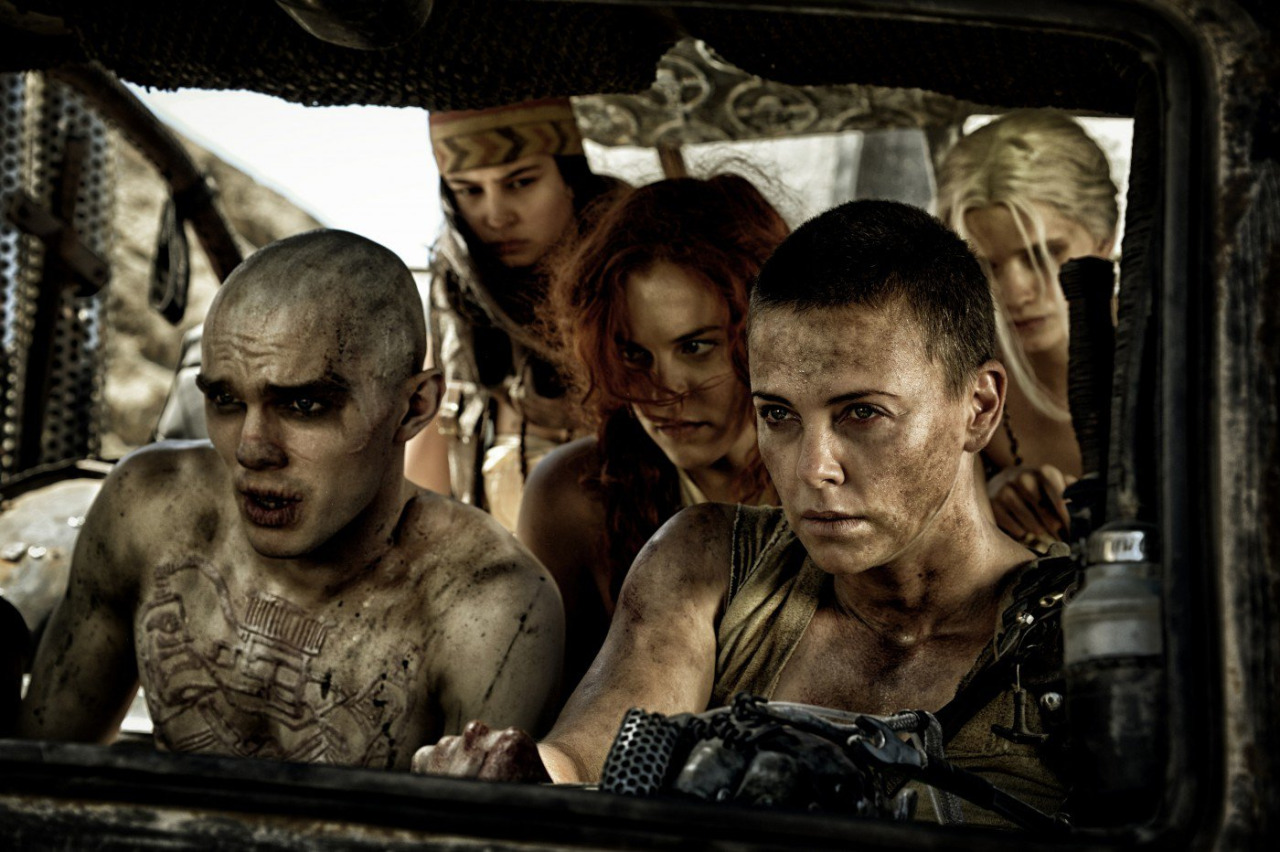 Image result for mad max fury road nux