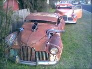 Holden FX Ute build 2