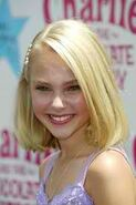 Annasophia robb in charlie and the chocolate factory premiere