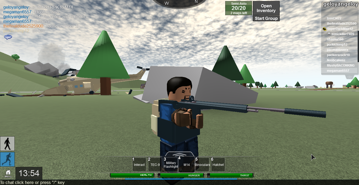 NEW ROBLOX HACK APOCALYPSE RISING GUI STEAL LOOT, …