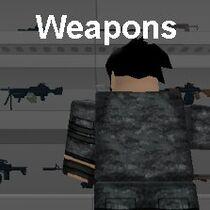 Weapons Portal