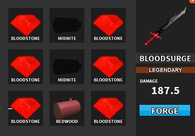 Roblox medieval warfare reforged bloodstone