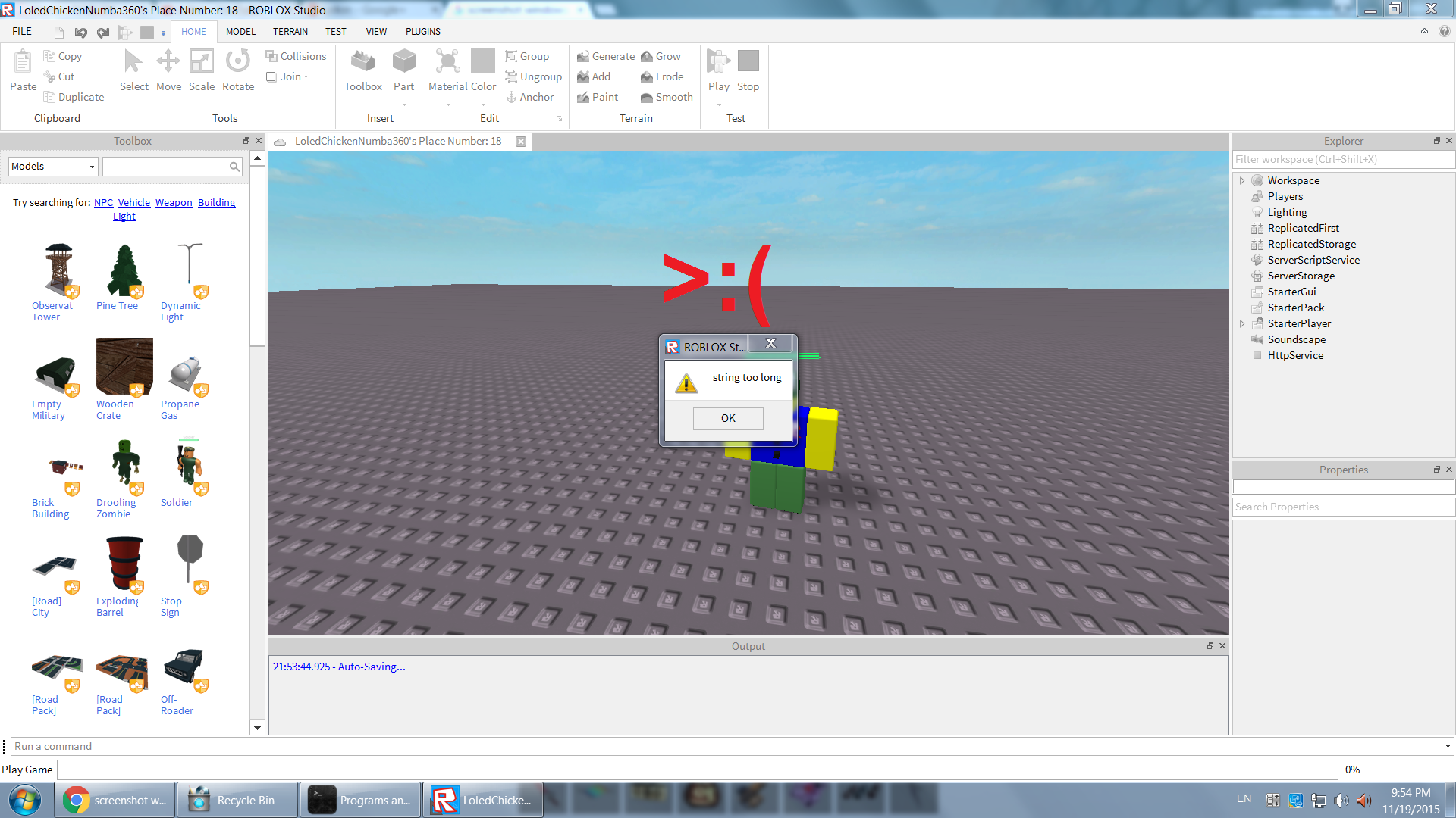Good Building Games On Roblox Not On The Front Page