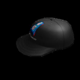 Catalog:Black RBX Sk8 Cap | ROBLOX Wikia | Fandom powered ...