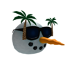 Active and Chill Snowman