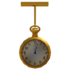 Conductor's Gold Pocket Watch