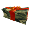 Opened Forest Camo Gift of Veterans