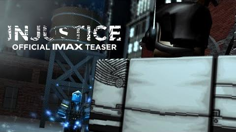 ROBLOX Injustice (2016) Official Teaser Trailer 1 (HD) Time Heroes Movie