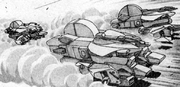 Sentinels Hovertanks (issue 1)