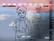 Robotech II The Sentinels Scott Bernard Designs