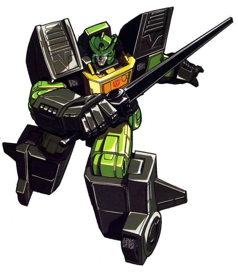 Autobots commando team