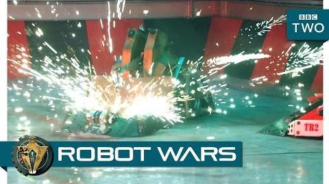 Robot Wars Grand Finale 2016 Battle Recaps - BBC Two
