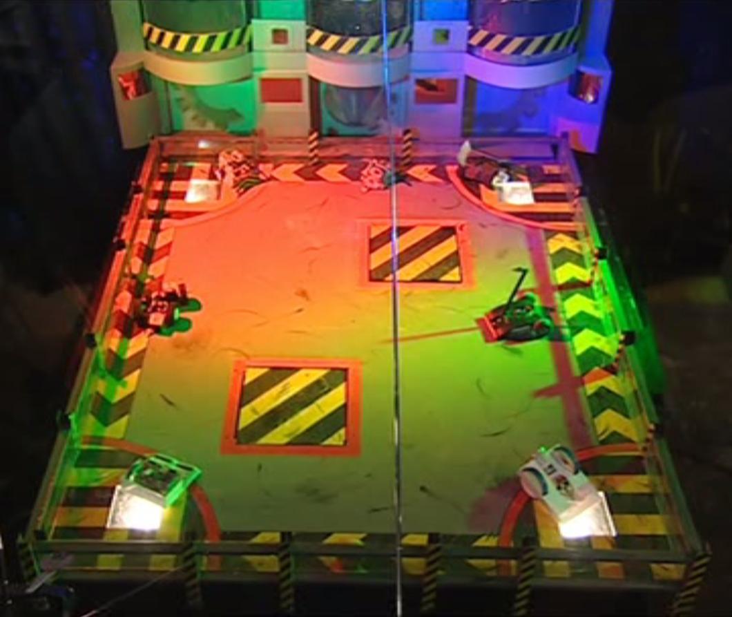 Robot Wars Robot Arena 2 Robot Wars Arena Ex1ant