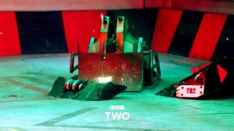 Robot Wars Launch Trail - BBC Two