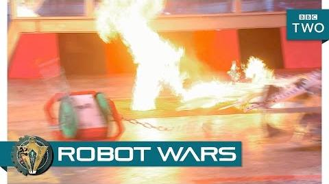 """""""I love the smell of the Robot Wars arena in the morning"""" - Robot Wars 2017 Episode 1 Preview - BBC"""