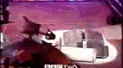Robot Wars Series 1 1998 - Advert