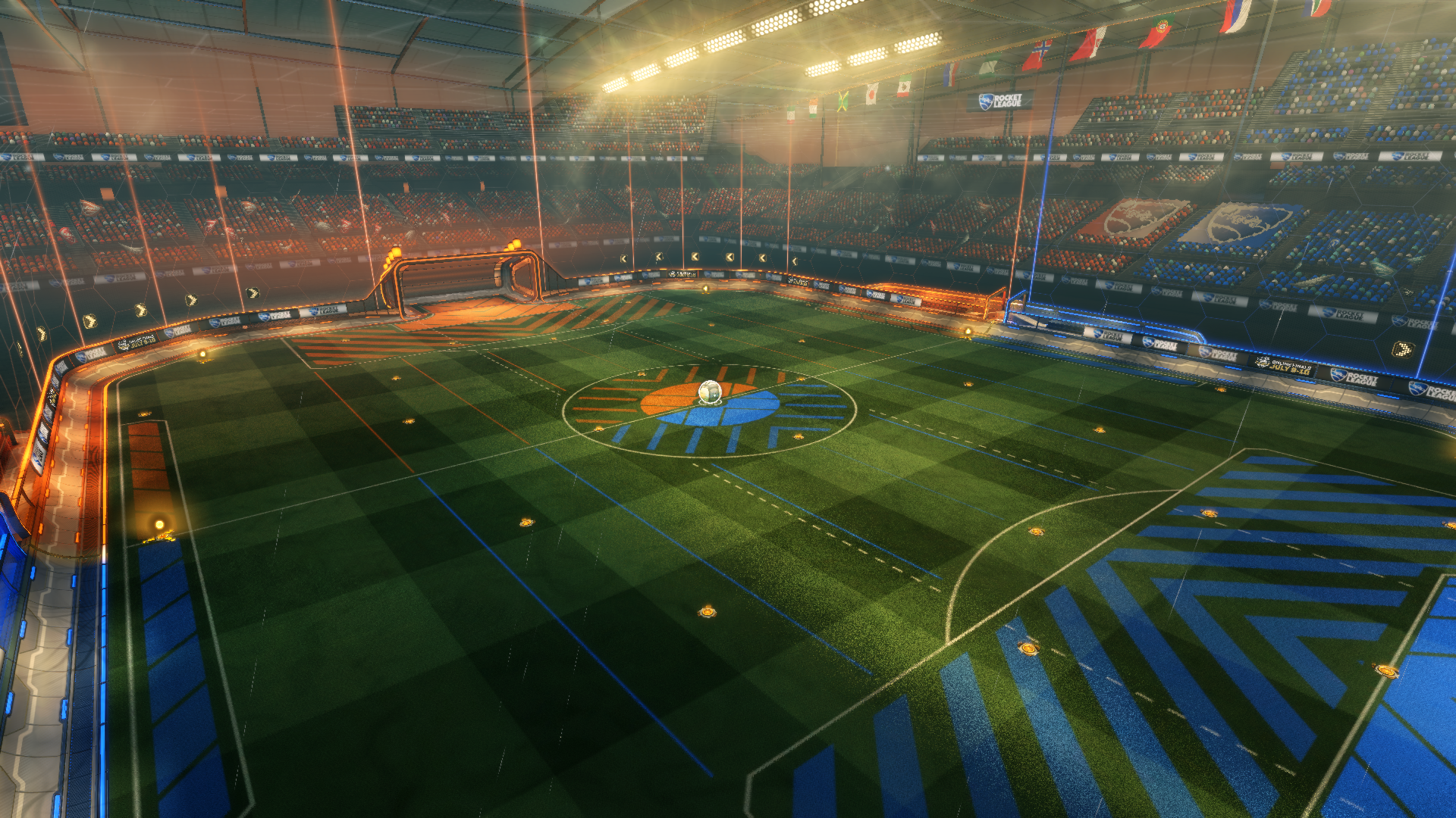 how to download a rocket league map