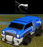 Narwhal decal rare