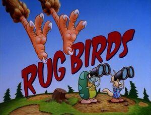 Rug Birds