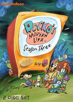 Rocko's Modern Life - Season 3