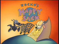 Rocko's Happy Sack