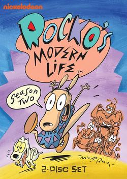 Rocko's Modern Life - Season 2