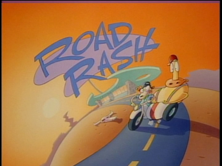 road rash  rocko's modern life wiki  fandom poweredwikia