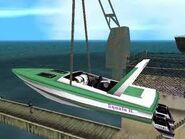 The fastest boat 2