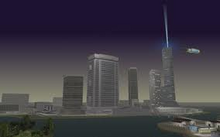 Downtown vice city