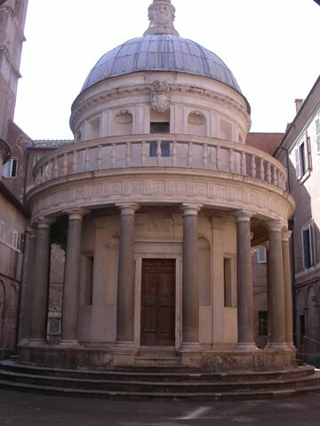 File:Pietro in Montorio -Tempietto.jpg