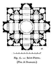 Sanpietro Bramanteplan01