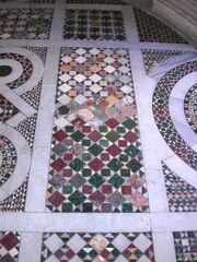 2011 Tempietto floor