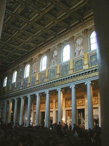 File:Santa maria maggiore navata 1.jpg