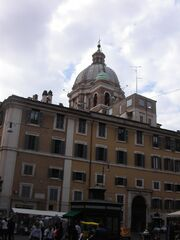 Ambrogio e Carlo al Corso -dome