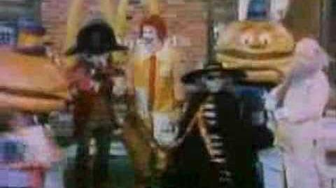 The Making of a McDonalds Commercial 1973