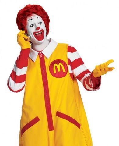 File:Ronald McDonald cellphone.jpg