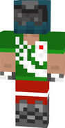 Jack's minecraft skin