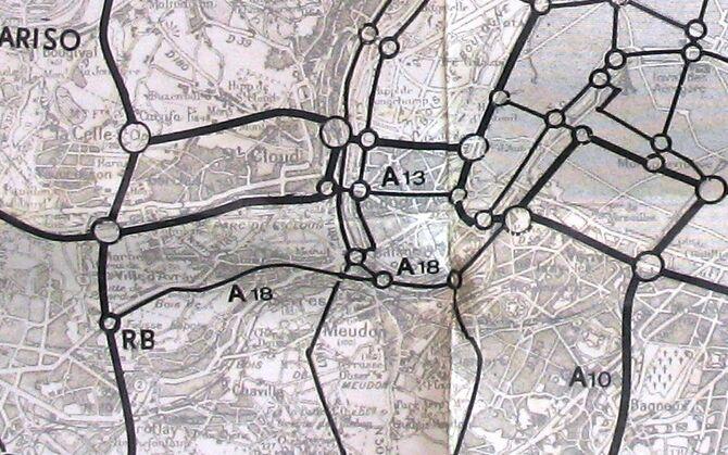 A18 Tracé 1965.jpg