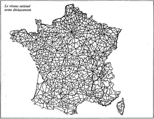 Réforme de 1972 - Réseau routier avant déclassement.jpg